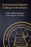 IBCS Catalog 2015-2016