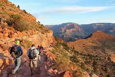 IBCS Grand Canyon Hike